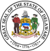 delaware.thecensus.co State Seal