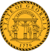 georgia.thecensus.co State Seal