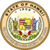 hawaii.thecensus.co State Seal