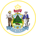 maine.thecensus.co State Seal