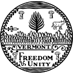 vermont.thecensus.co State Seal